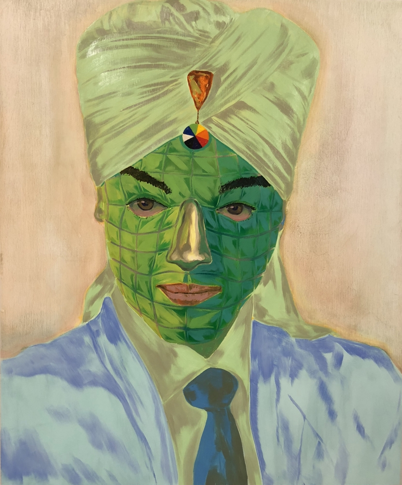 Curator Larry Ossei-Mensah features Alex Jackson as an Untitled Art, Miami Beach Pick
