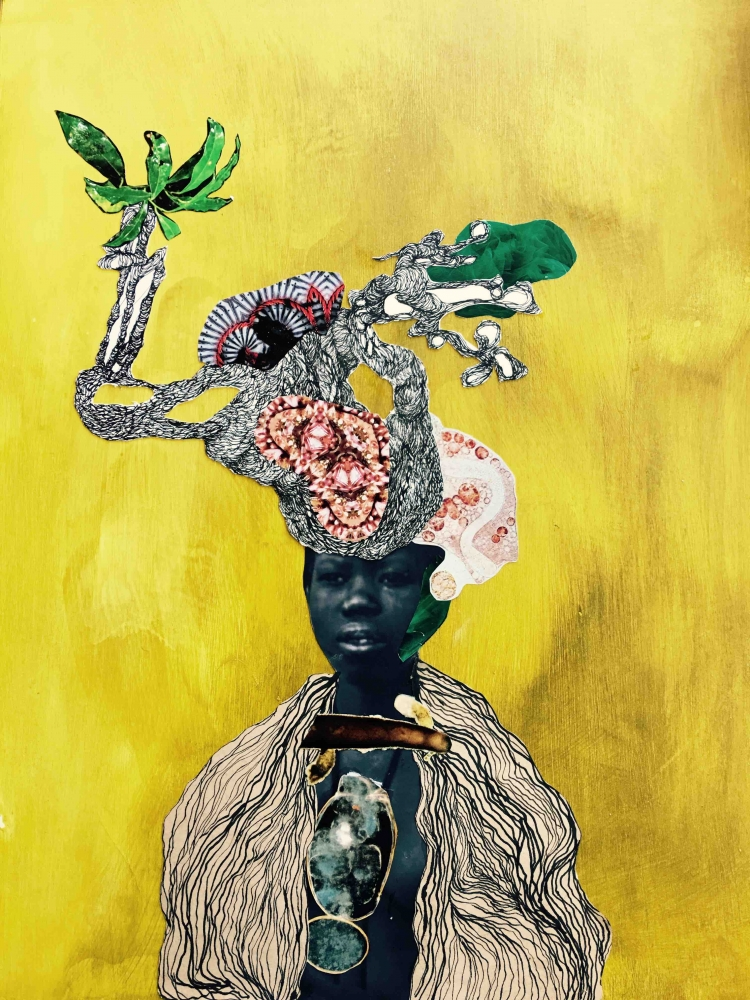 Kenyatta A.C. Hinkle Featured in Culture Type's The Year in Black Art 2016