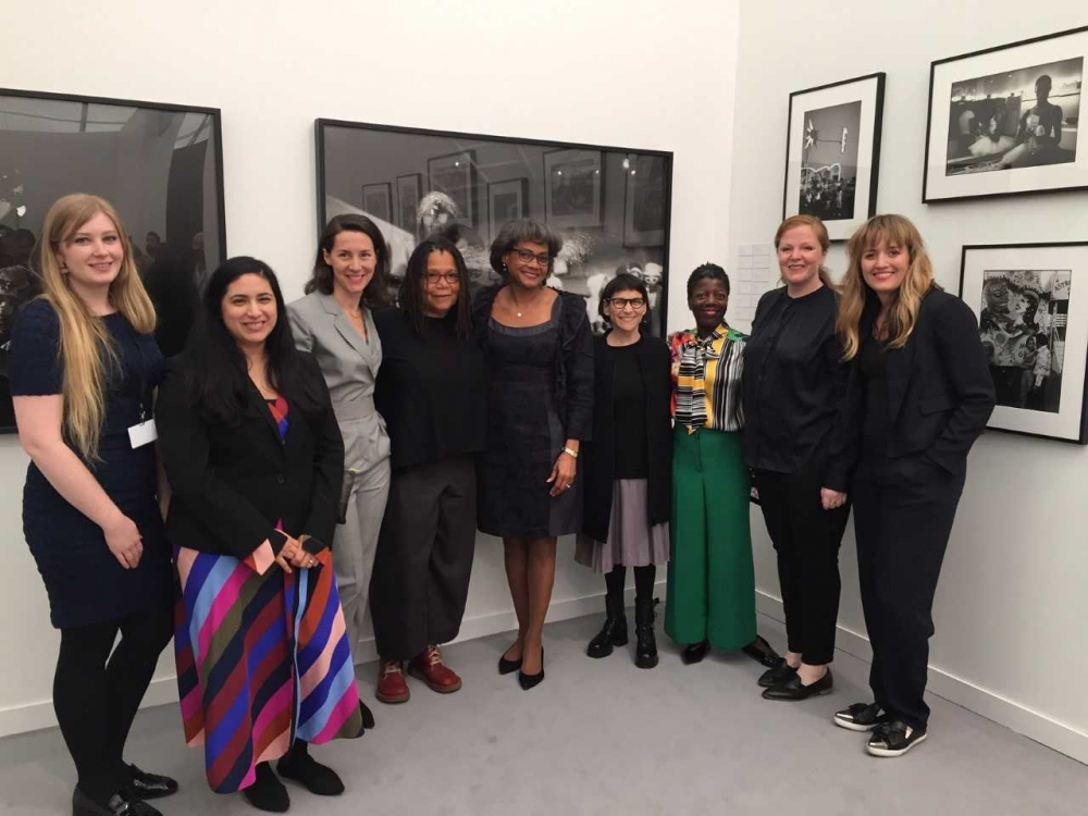 Ming Smith and Jenkins Johnson Gallery featured in Artlyst
