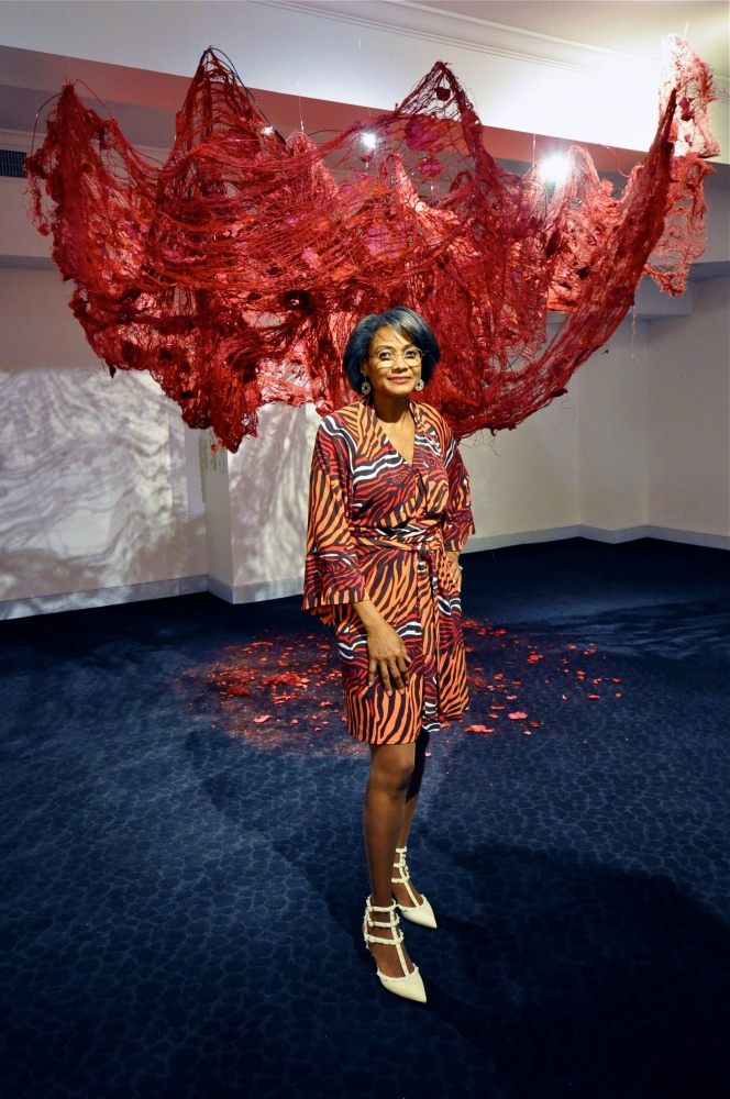 """Gallery owner, Karen Jenkins-Johnson, is one of """"12 New Dealers to Watch at Art Basel in Basel"""""""