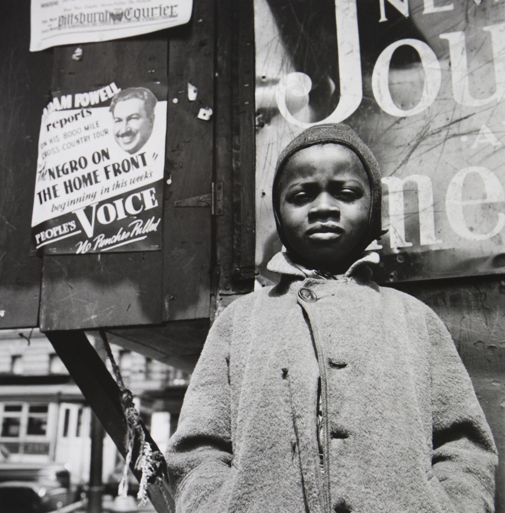 Cleveland Museum of Art shows Gordon Parks' Photographs
