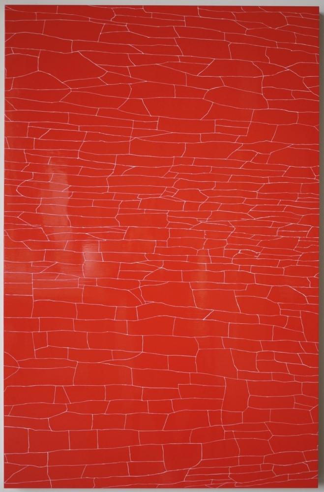 Kate Shepherd, Stones, Red Ache, 2010