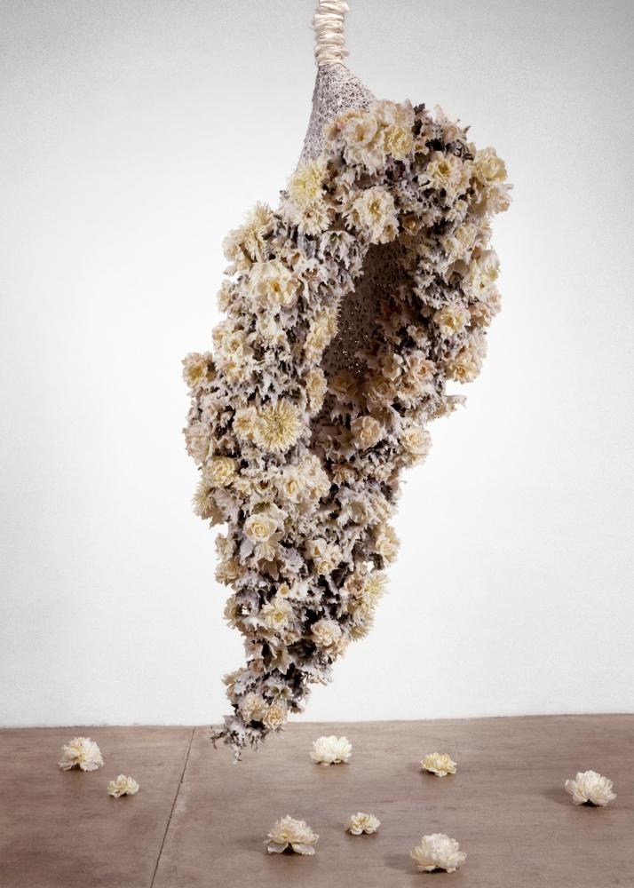 Petah Coyne, Untitled #1243 (The Secret Life of Words), 2007. Photograph: Wit McKay.