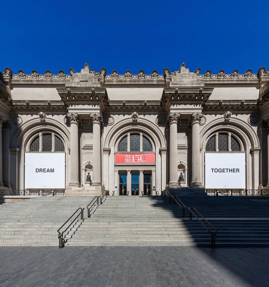 Yoko Ono: Dream Together, Met Museum