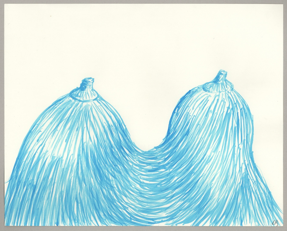 LOUISE BOURGEOIS Untitled 2004