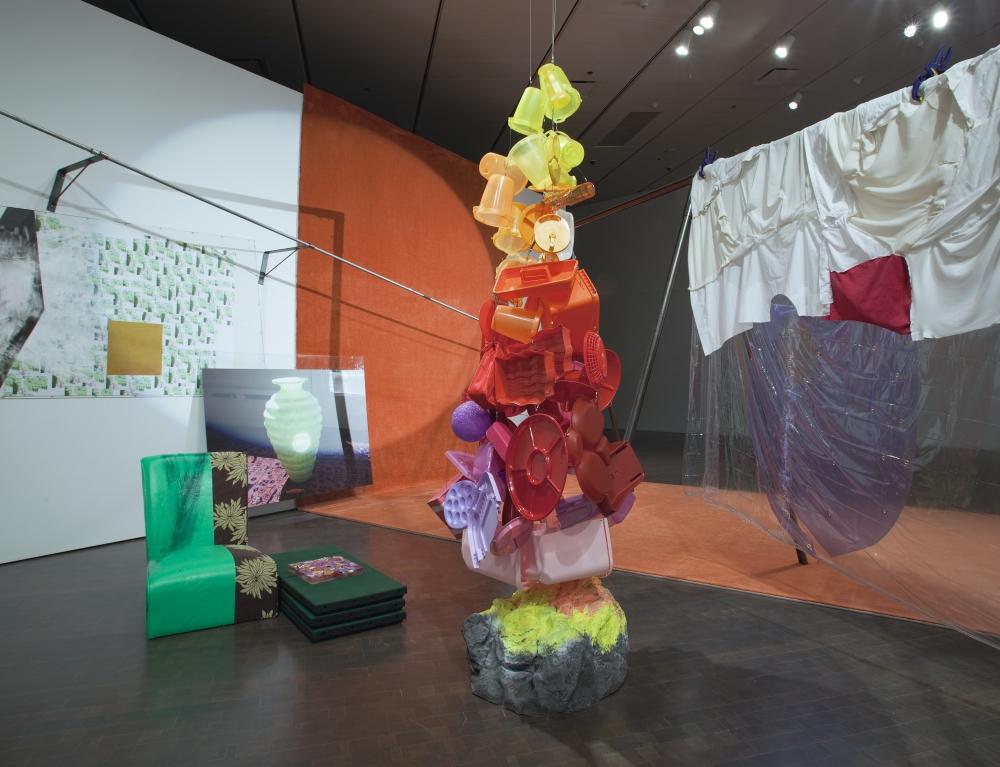 Jessica Stockholder at Art Unlimited