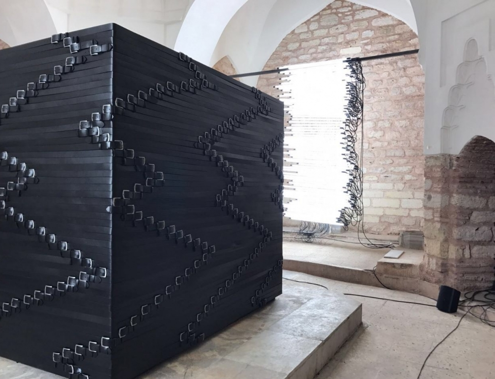Monica Bonvicini included in the 15th Istanbul Biennial
