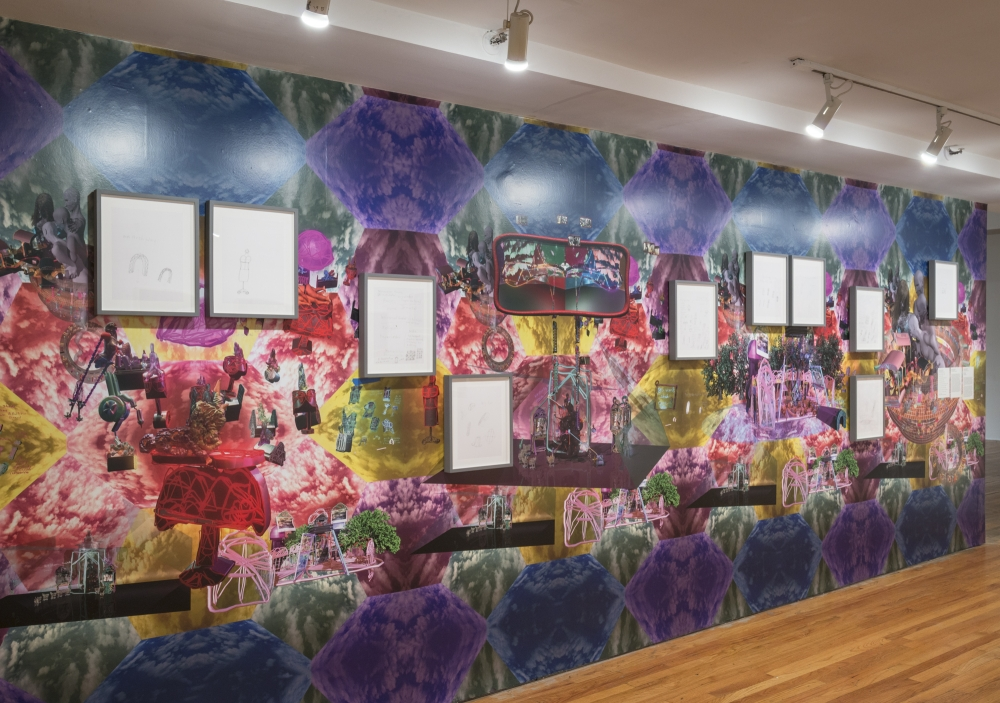 Installation view of Black Refractions: Highlights from The Studio Museum in Harlem