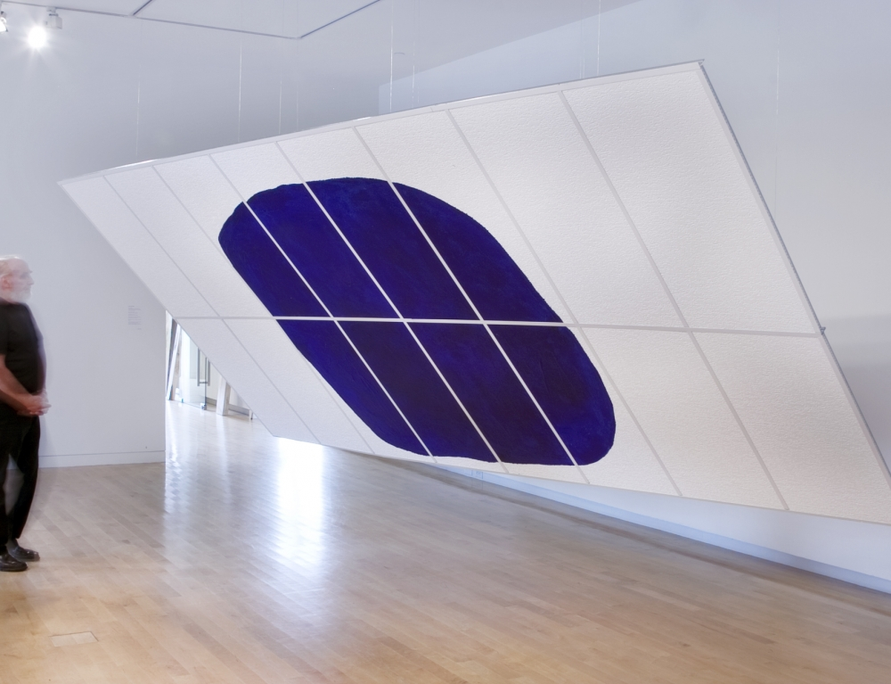 Jessica Stockholder at The Aldrich Contemporary Art Museum