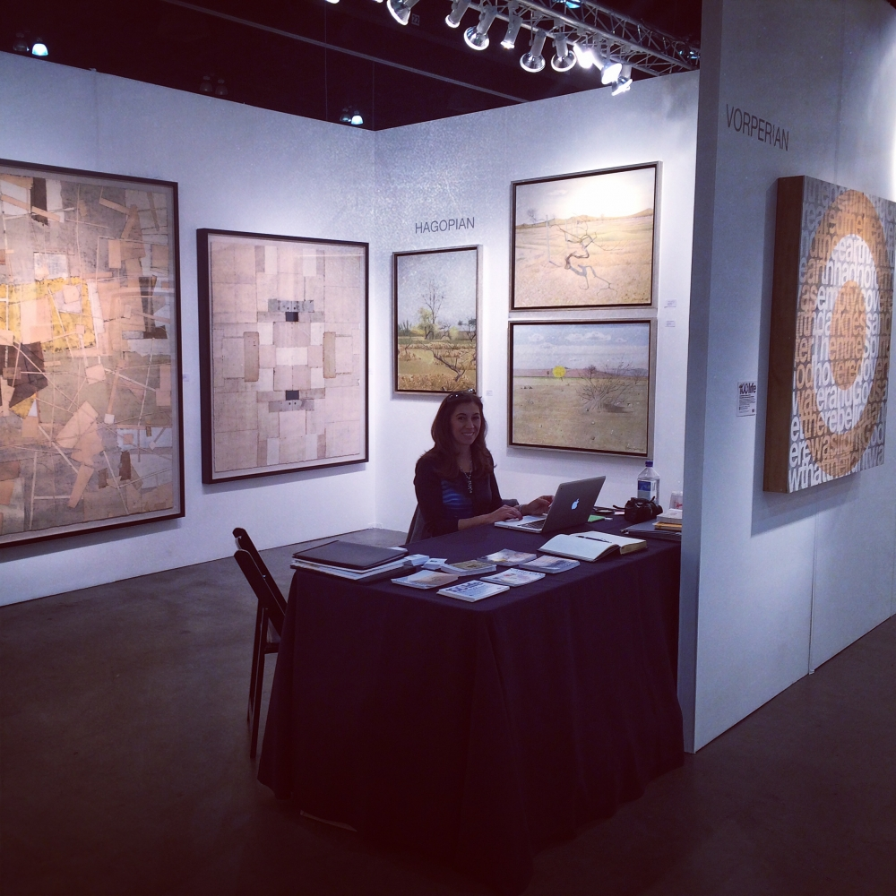Tufenkian fine arts, LA Art Show