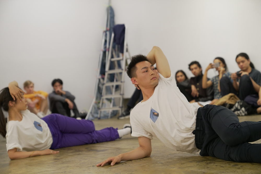 """Qingni Qinmin: The second chapter of """"REAL PLAYER 56"""" - a performance project"""