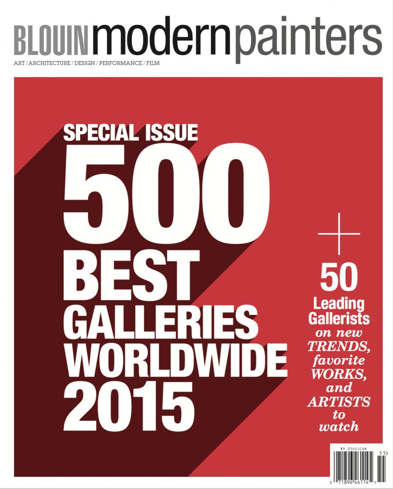 《世界500家最好的画廊》