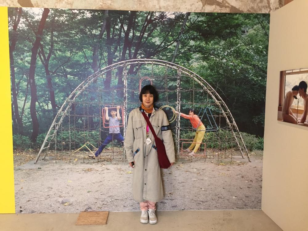 Pixy Liao at Fotografia Europea 2019 in Reggio Emilia