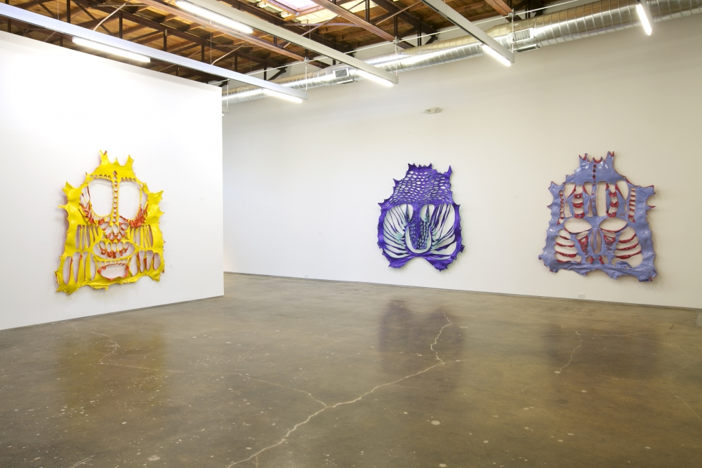 """Wu Jian'an in group exhibition, """"WHOLE CLOTH"""" at Site131 in Dallas"""