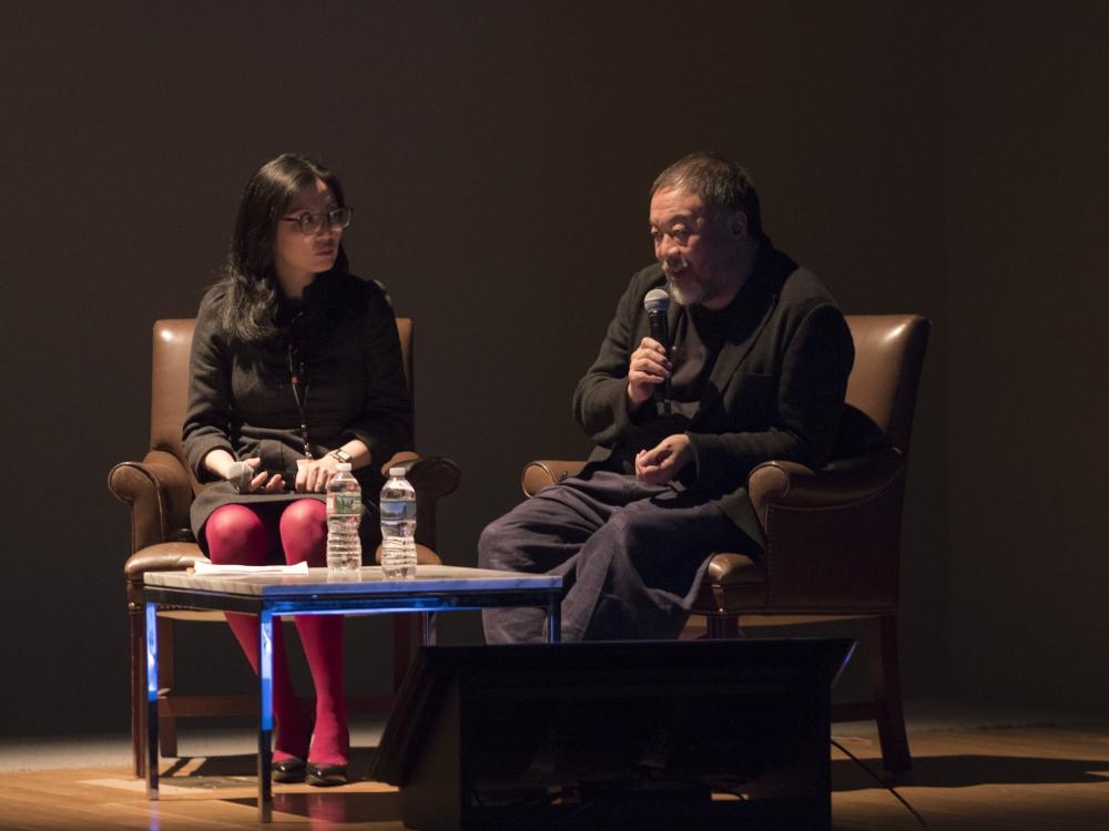 艾未未:《Beijing Photographs 1993-2003》摄影集发布会在MFA,波士顿美术馆举行