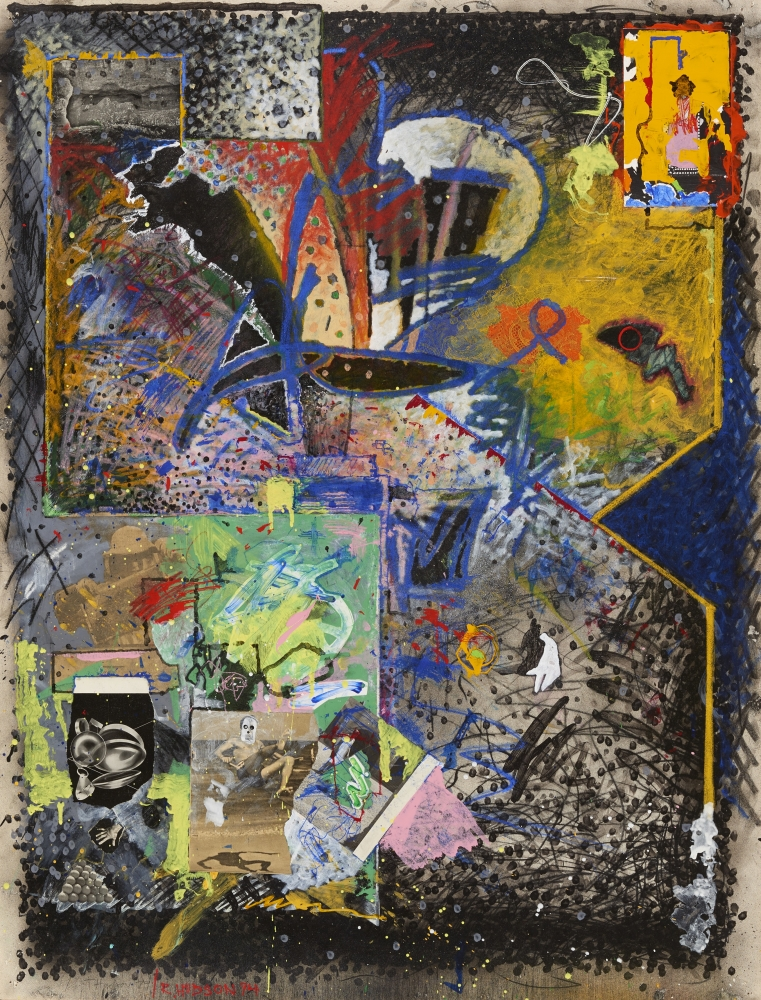 Robert Hudson: Works On Paper