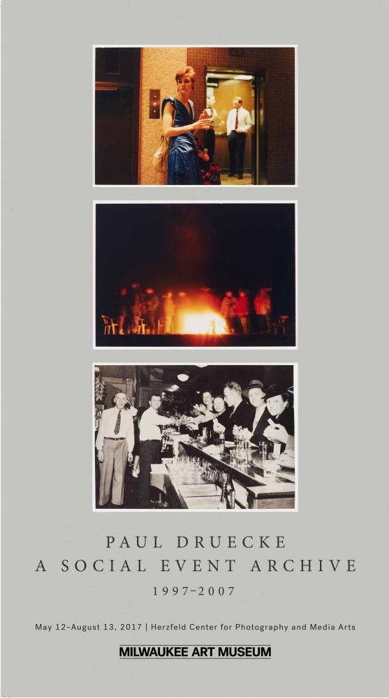 Paul Druecke: A Social Event Archive 1997-2007