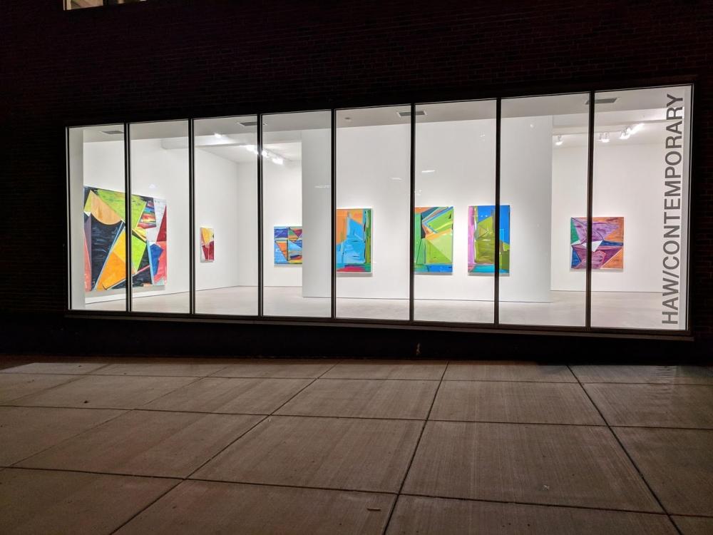 Dec 2018: Warren Rosser - new work in Kansas City