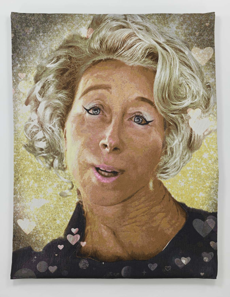 Cindy Sherman tapestry 'Untitled #607'