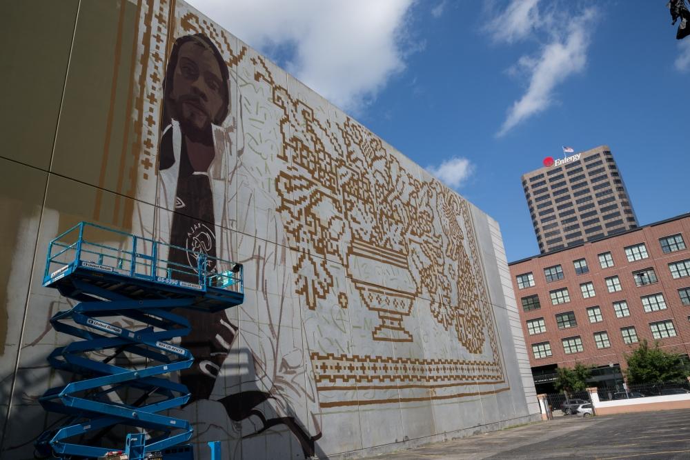 General info 2019 murals
