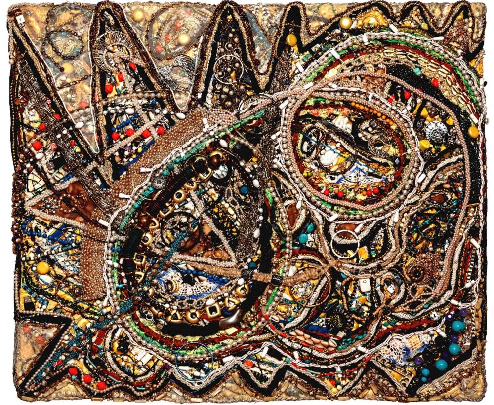 Review: Shawne Major's 'Pareidolia' at Callan Contemporary