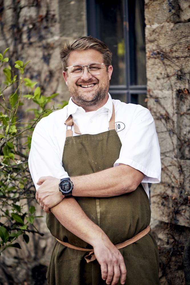 Chef Curtis Di Fede