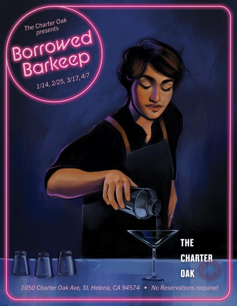 Borrowed Barkeep