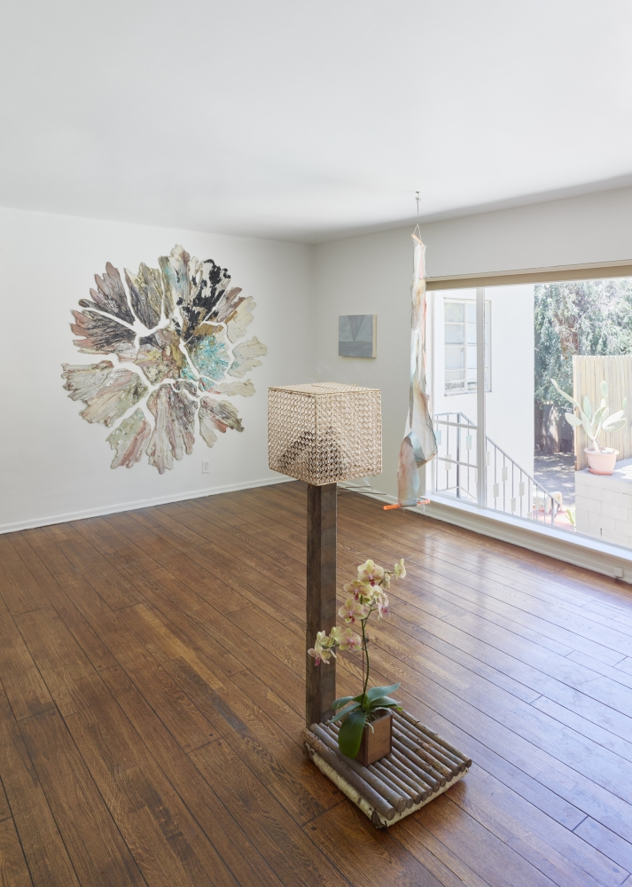 Grey Garden, Installation view, 2019.