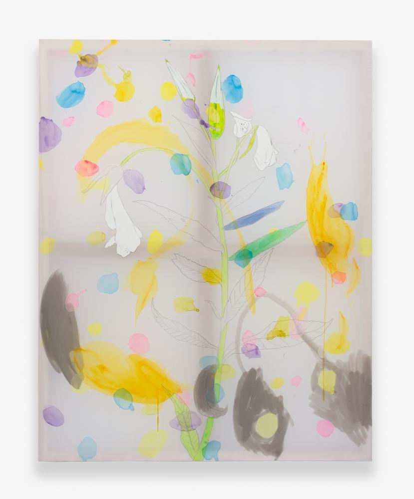 """""""White Primroses,"""" 2015"""