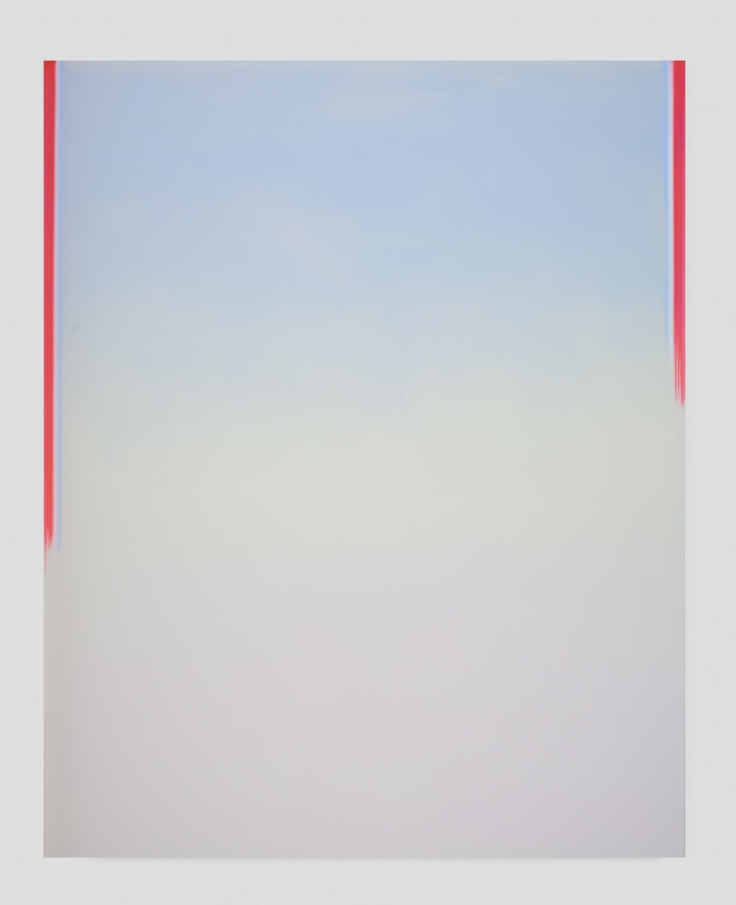"Wanda Koop, ""Still (Luminous Red),"" 2019"