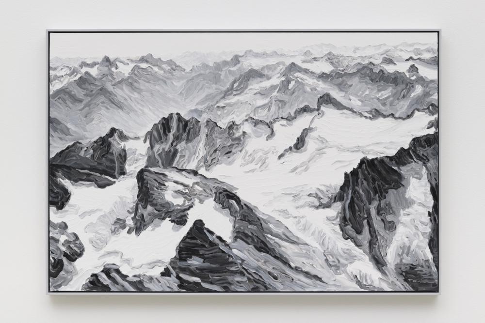 """""""Elegy (Glacier),"""" 2019"""