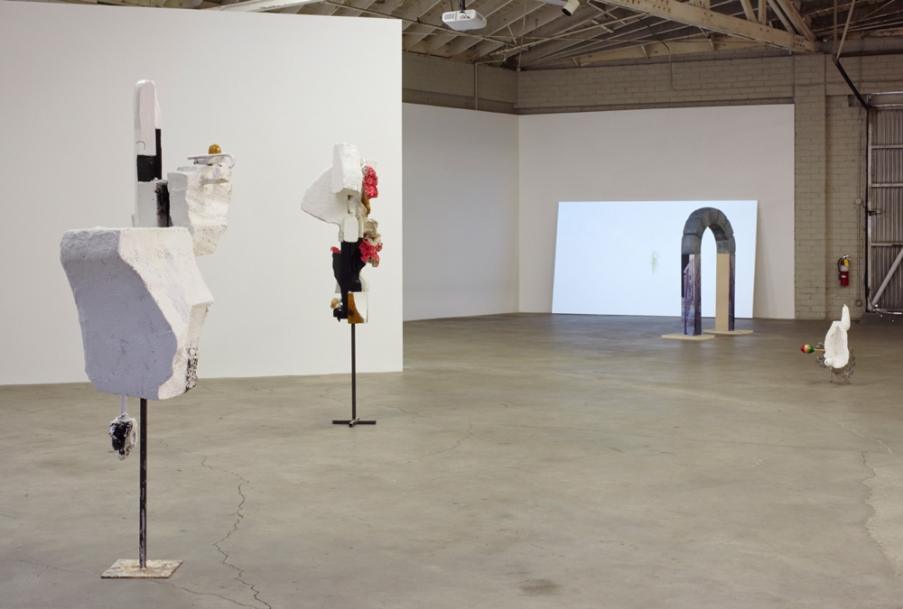 Installation view, International Women's Day, 2014
