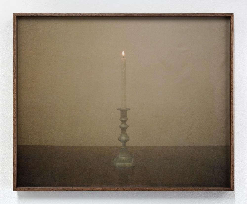 """Melanie Schiff, """"Candle,"""" 2018"""