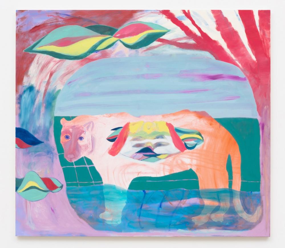 """Rachelle Sawatsky, """"Interior,"""" 2016"""