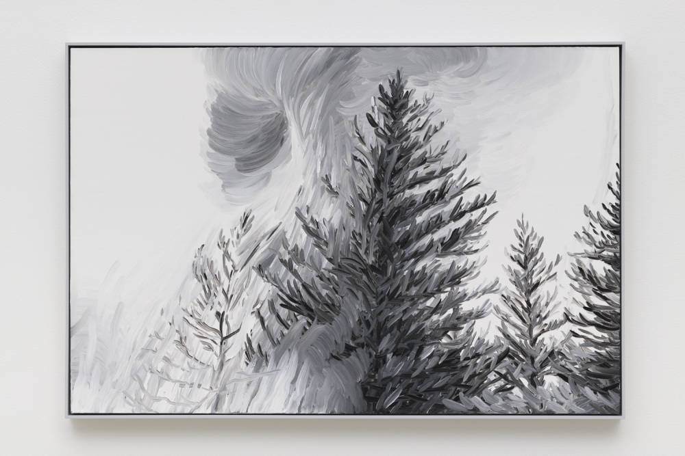 """Elegy (Forest Fire),"" 2019"