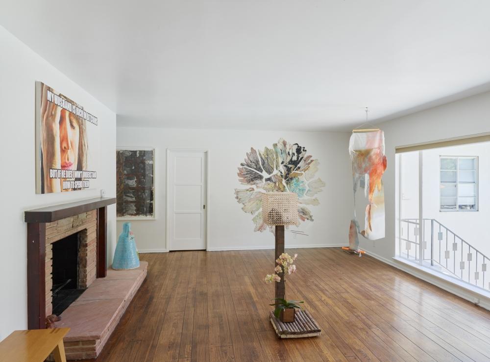 Grey Garden, Installation view, 2019.