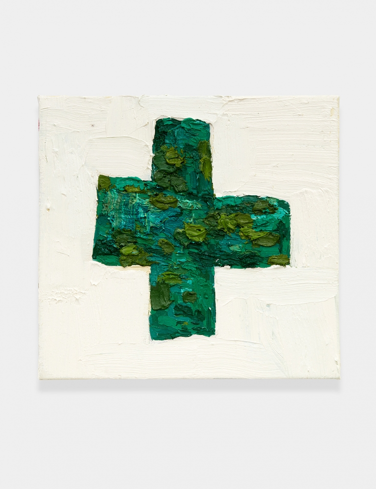 """Green Cross,"" 2015."