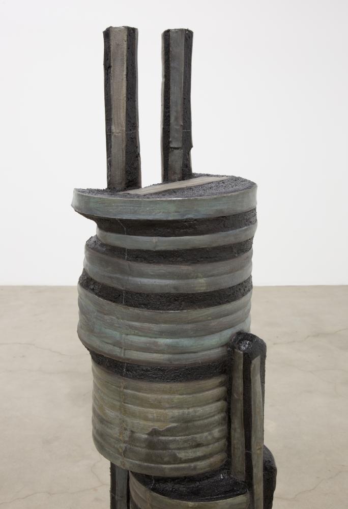 """Anne Libby, """"Chameleon,"""" detail, 2020"""