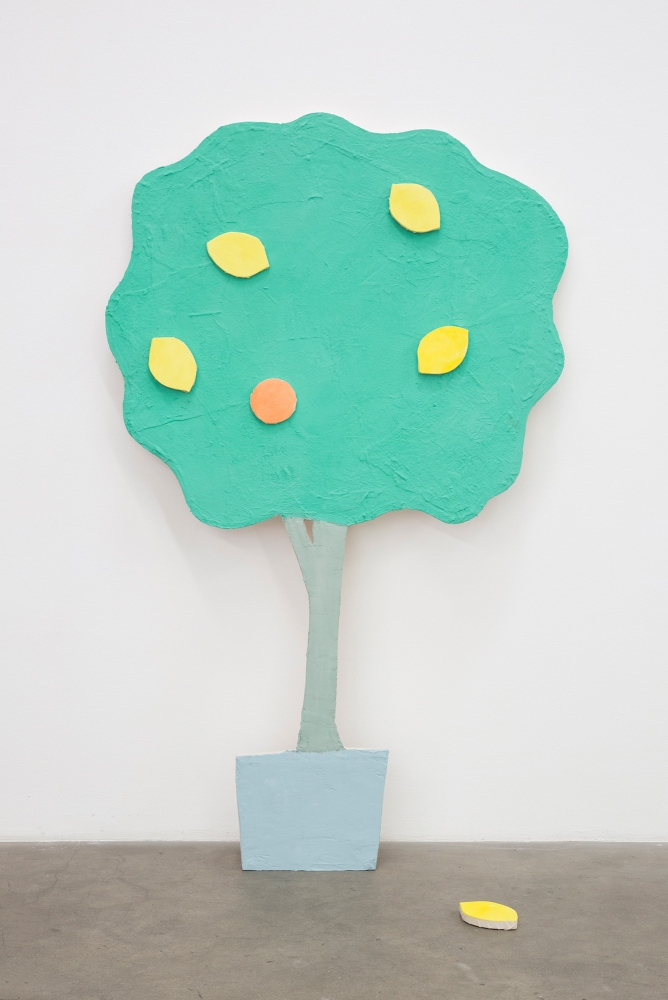 "Scott Reeder, ""Fruit Tree,"" 2018"