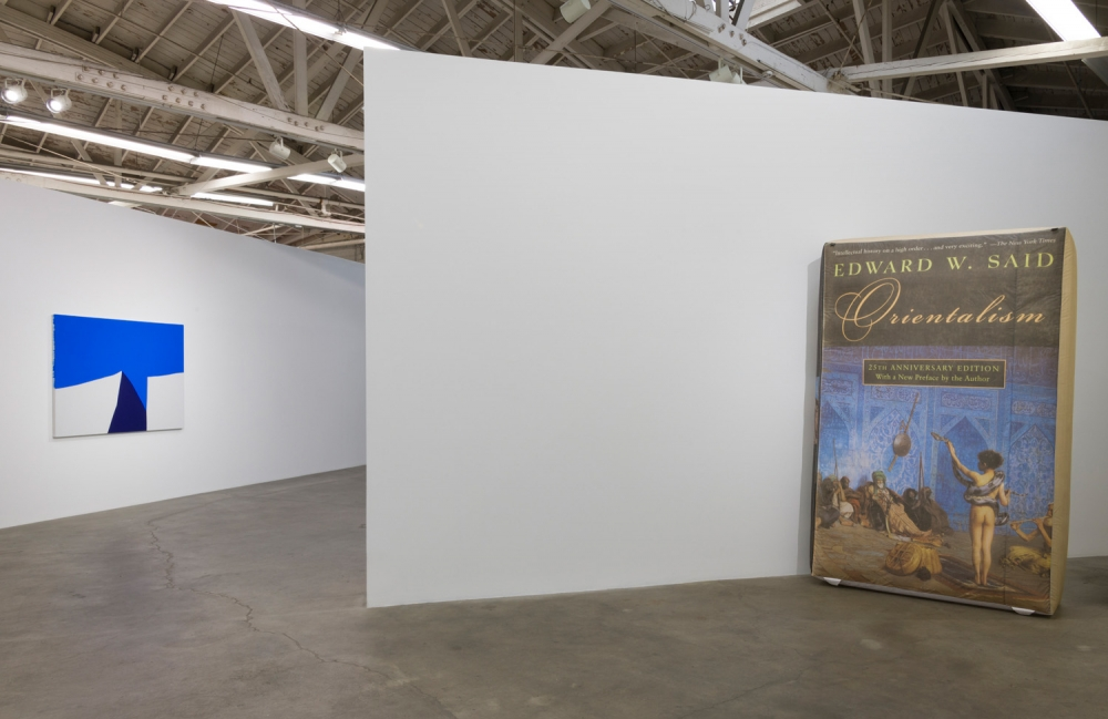 Blue State installation view, 2018.