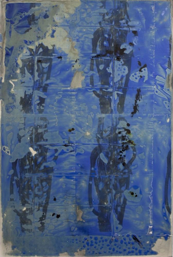 "JPW3,""Blue Chains,"" 2013"