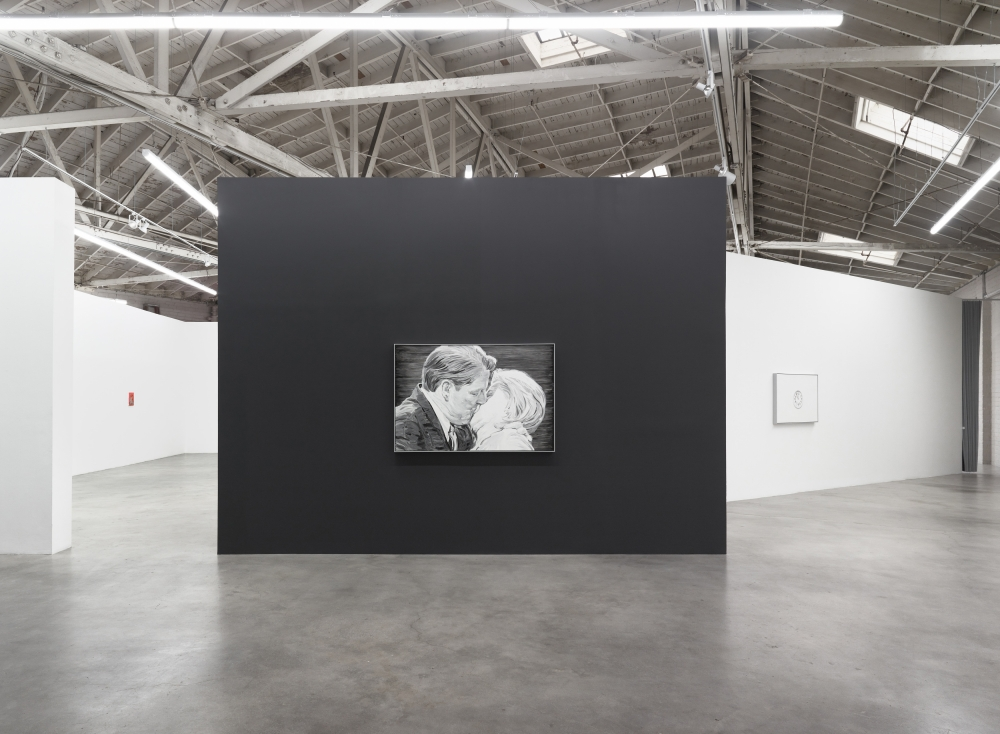 Cynthia Daignault, Elegy, installation view at Night Gallery, 2019.
