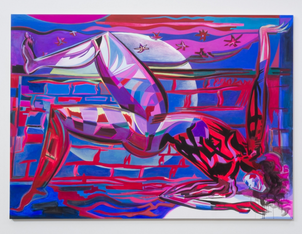 """Mira Dancy's """"Sinking Sky"""" Acquired by the Whitney Museum"""