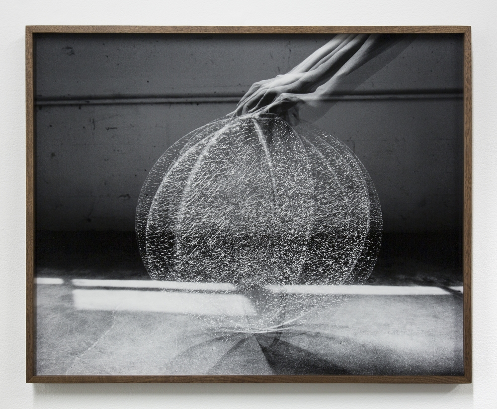 """Melanie Schiff, """"Moons,"""" 2018"""