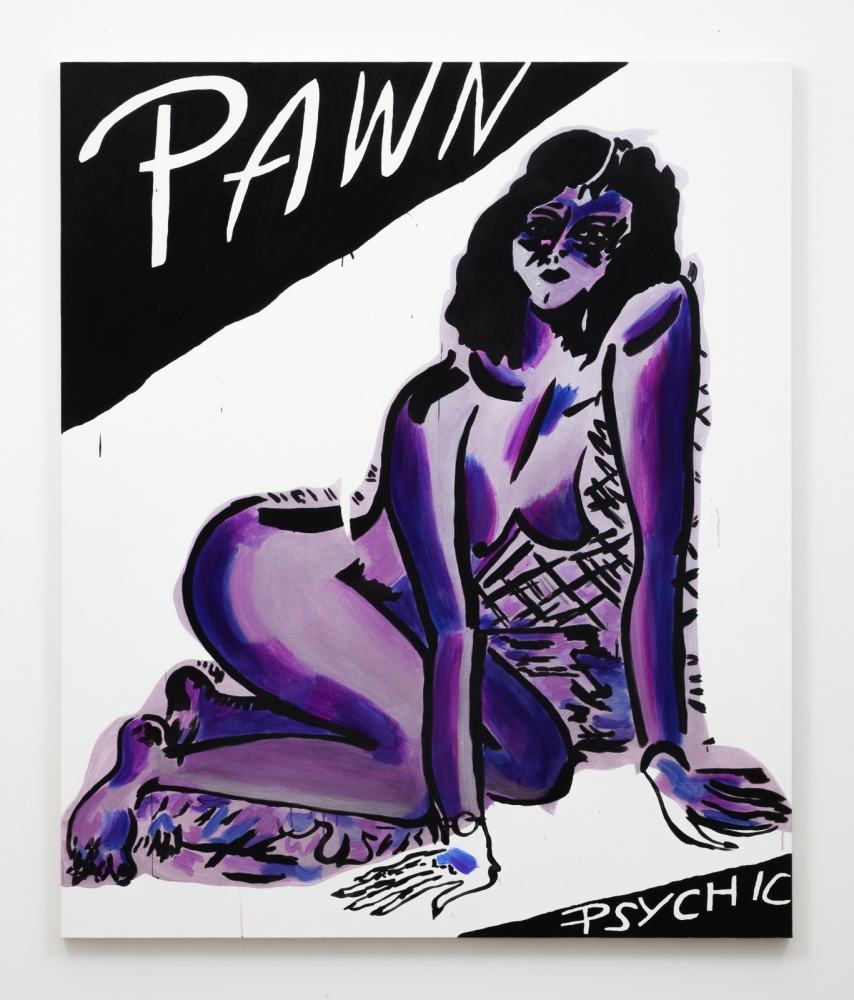 """Psychic Pawn (Cinema Sequel),"" 2014"