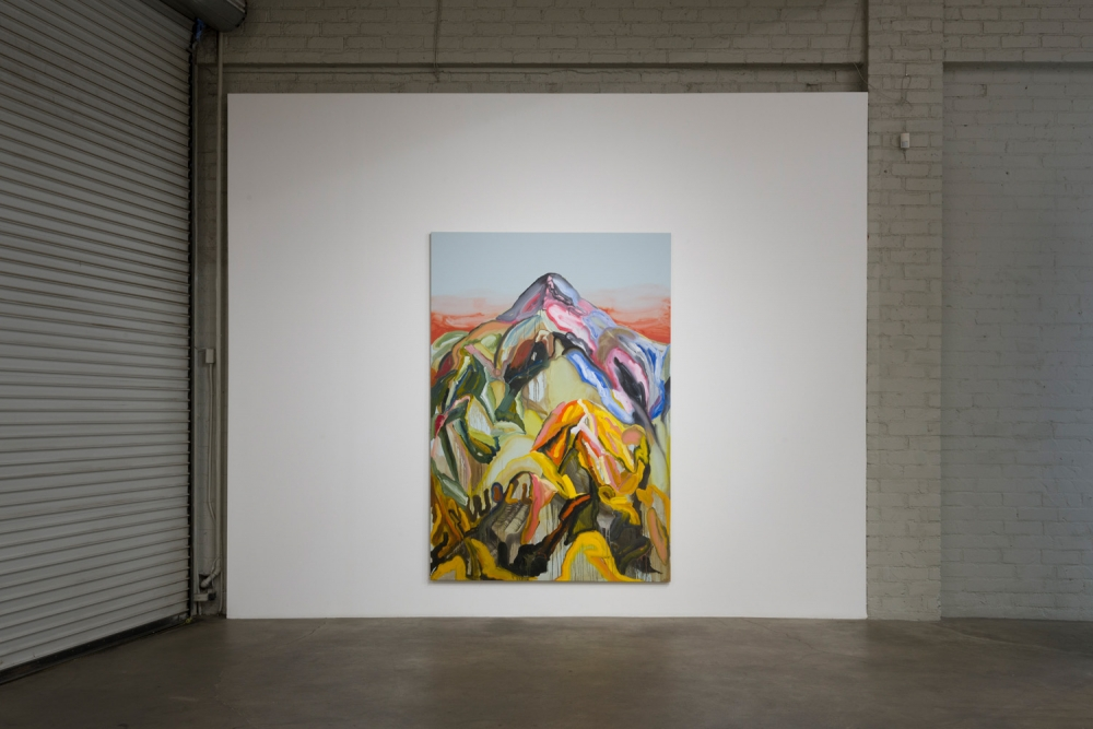 Installation view, Passage​, 2018.