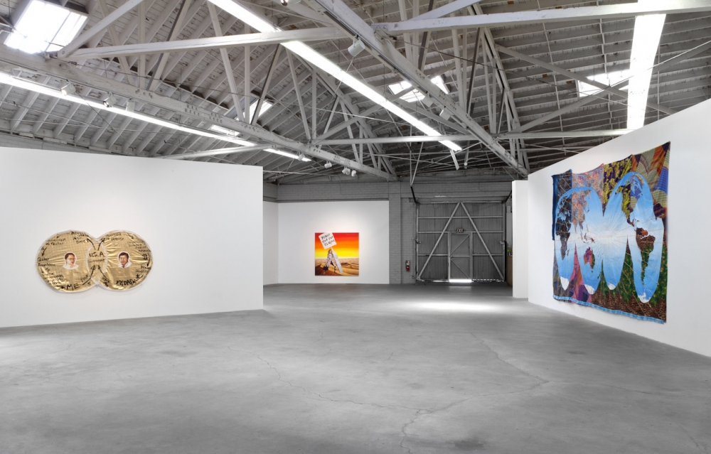Installation view, I Want That Bag, 2014