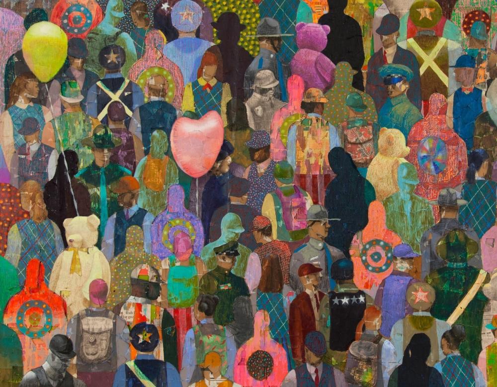 Whitney Museum Announces Public Installation by Derek Fordjour