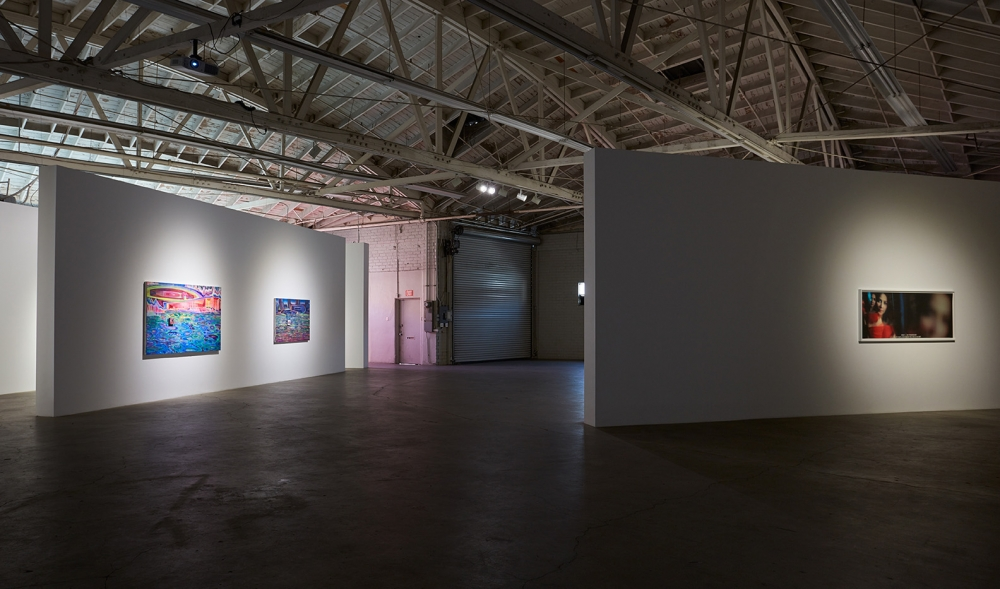 """Illusion,"" installation view, 2016."