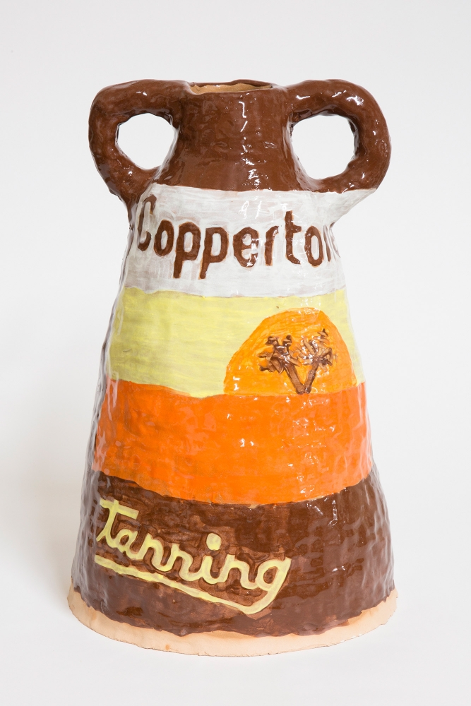 "Grant Levy-Lucero, ""Coppertone,"" 2018"